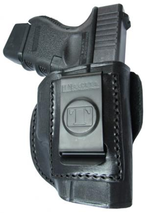 Tagua IPH4330 4 In 1 Inside The Pant Glock 26/27/33 Steerhide Black IPH4330