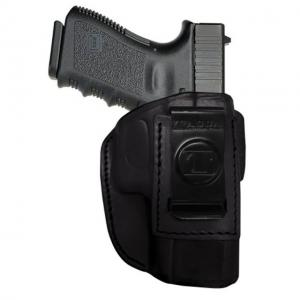 Tagua Gunleather 4 In 1 Inside The Pant Holster Springfield XD-S Right Hand Black IPH4635