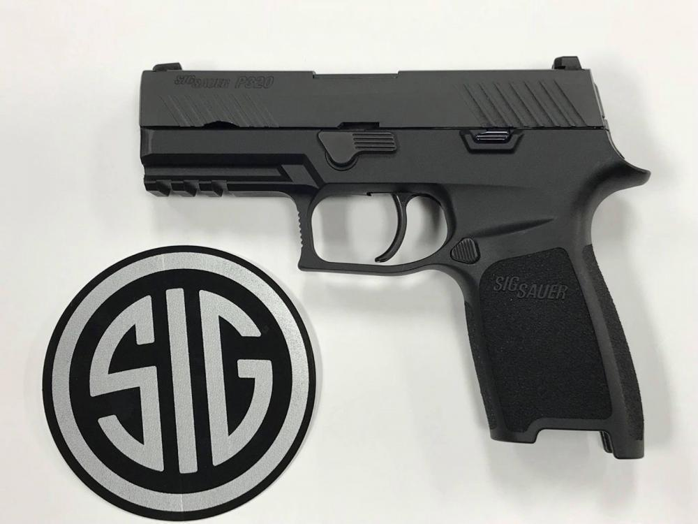 80% SIG SAUER P320 Build Kits Starting at $ - $629 99