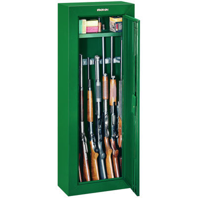 Stack On 8 Gun Steel Security Cabinet For 69 99 At Academy Sports Friday And Saturday Only Free S H Over 25 8 Flat Rate On Ammo Gun Deals
