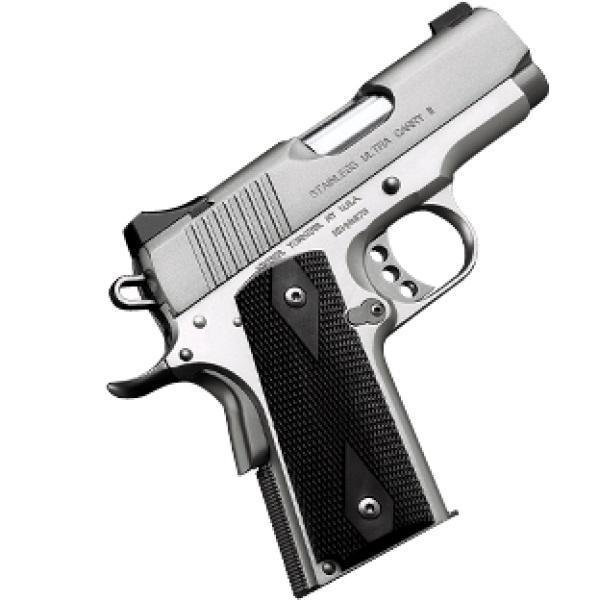 Kimber Stainless Ultra TLE II 45 ACP - $1025 99 (Free S/H on Firearms)