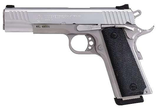 Taurus PT1911 9mm Stainless Steel 5\