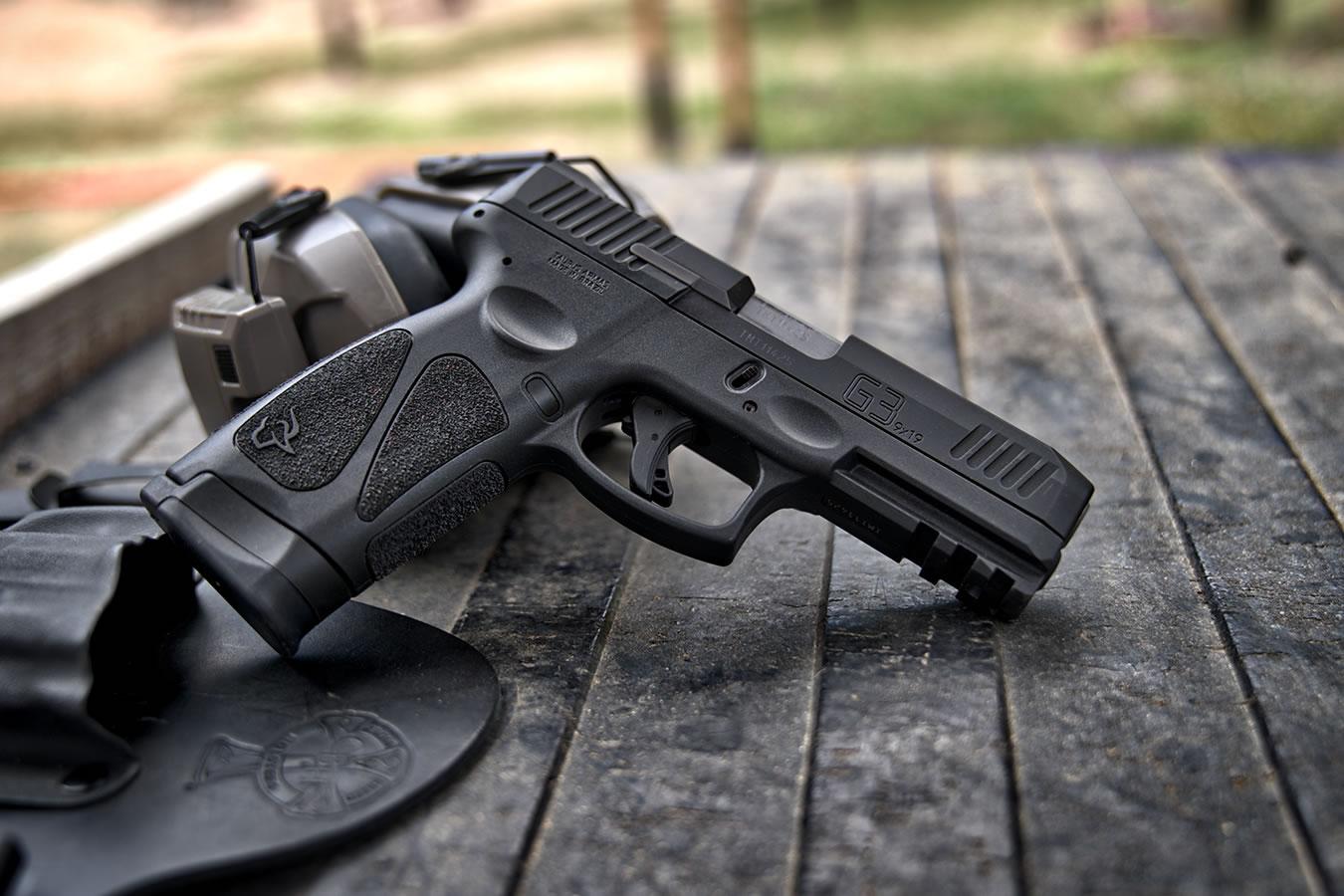 Preorder - Taurus G3 Striker-Fired 9mm 4