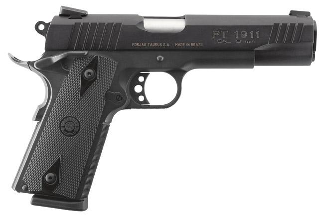 Taurus PT1911 9mm Blued 5\