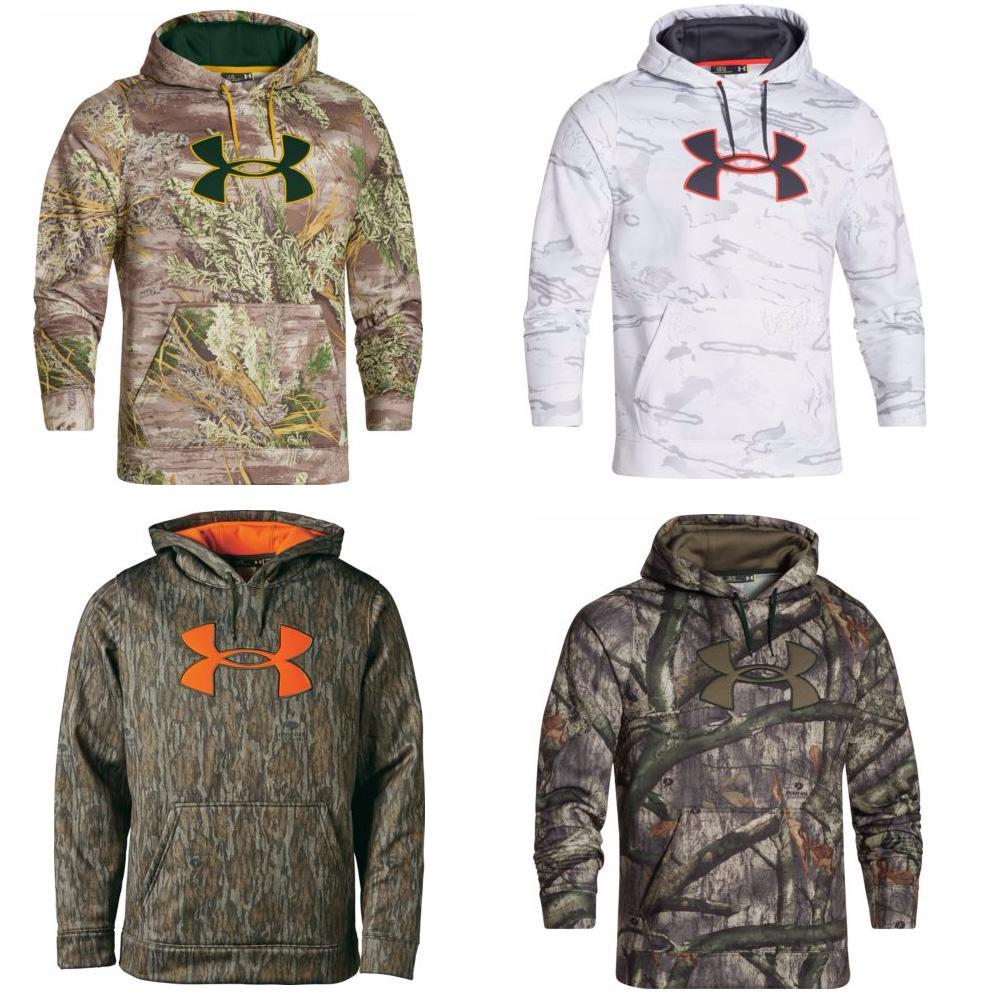 low priced 30d32 13f26 Under Armour Camo Big Logo Hoodie -  37.99 (Free 2-Day S H over  50)