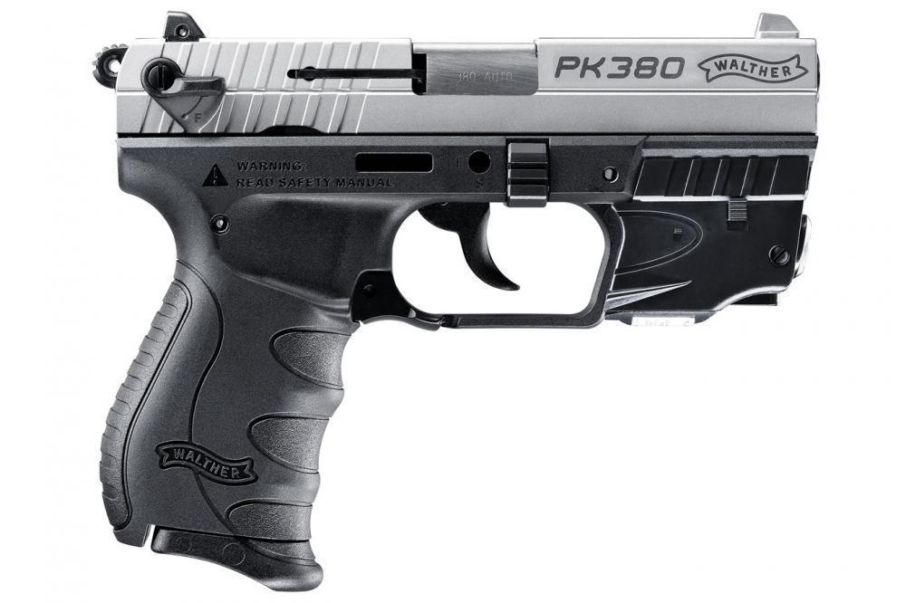 Walther PK380 380ACP Laser Set - $295 92 (Free S/H on Firearms)
