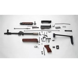VZ58 Parts Kit with Fixed/Folding Stock and Wood/Bakelite Furniture -  $179 99